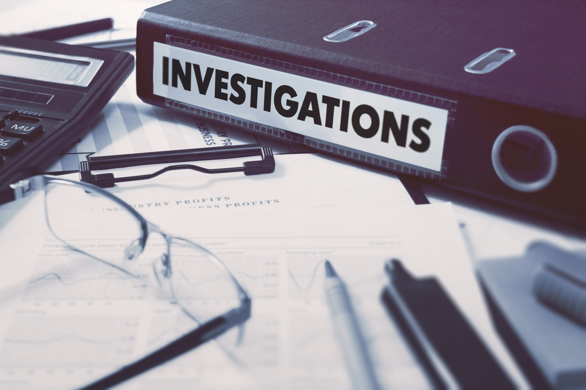 Protecting Investigators